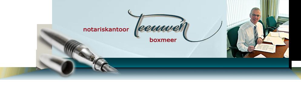 Notaris Boxmeer Nieuwsbrief