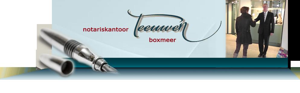 Notaris Boxmeer Gratis Spreekuur